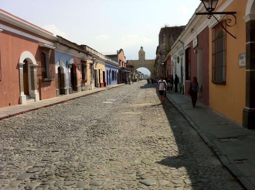 Antigua, ein wunderschönes Kolonialstädtchen