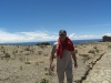 schweißtreibender Rundgang auf der Isla del Sol