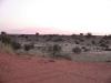 Namib Lodge in der Kalahari nahe der Grenze zu Botswana