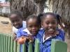 Schüler der deutschen Schule in Swakopmund