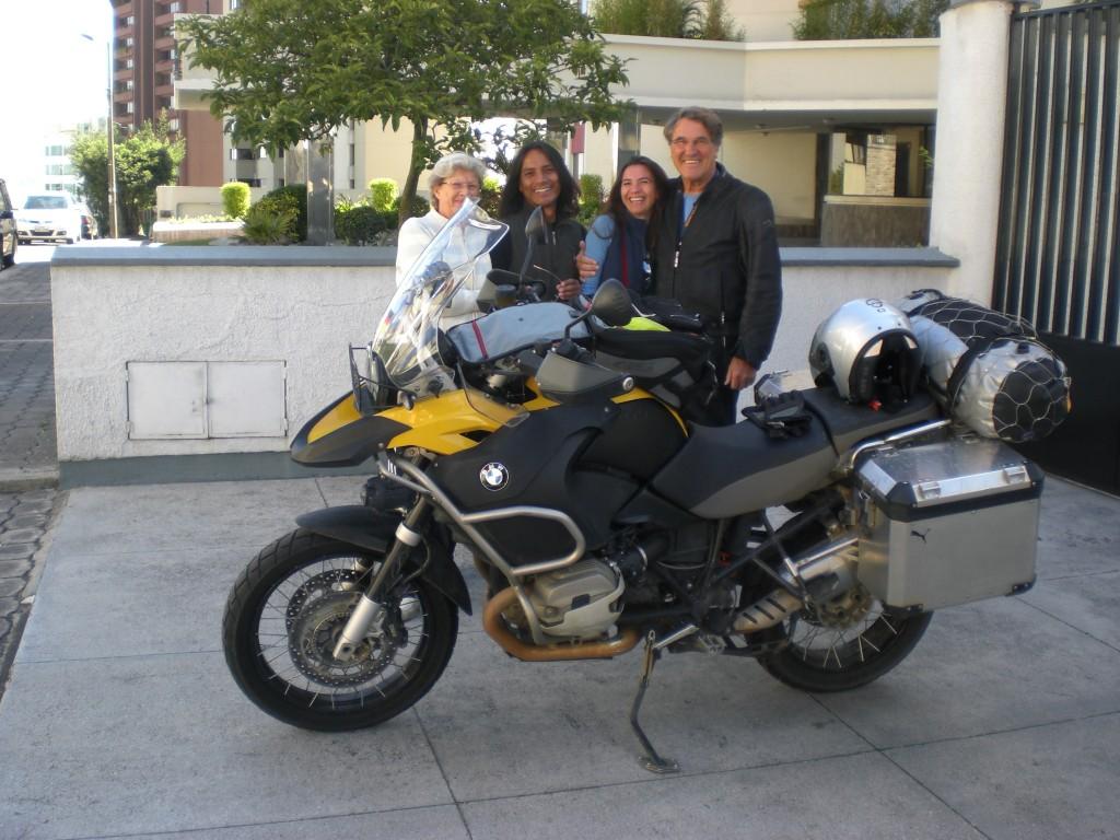 Abschied von Quito