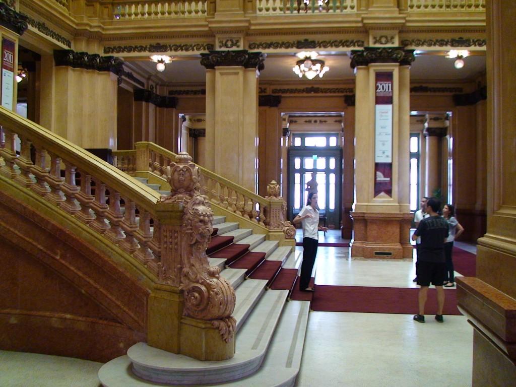 Foyer des Teatro Colón
