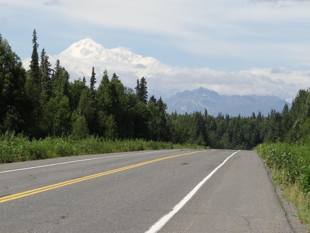 McKinley mit 6184 m der höchste Berg Nordamerikas