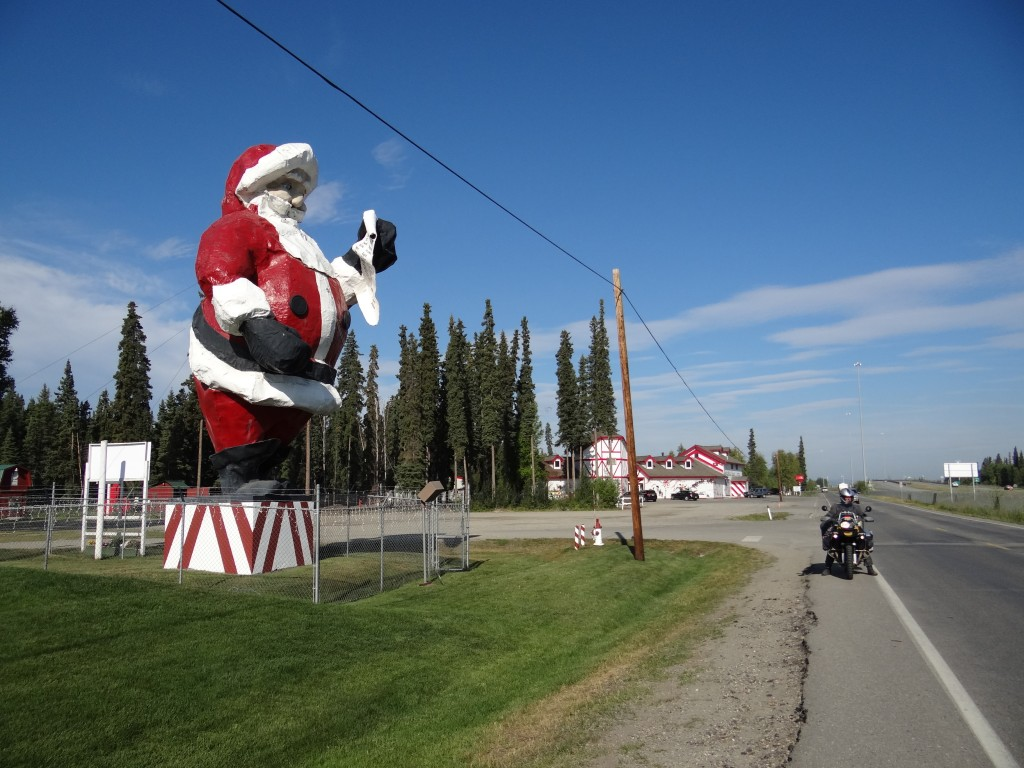 Northpole, the Home of Santa Claus