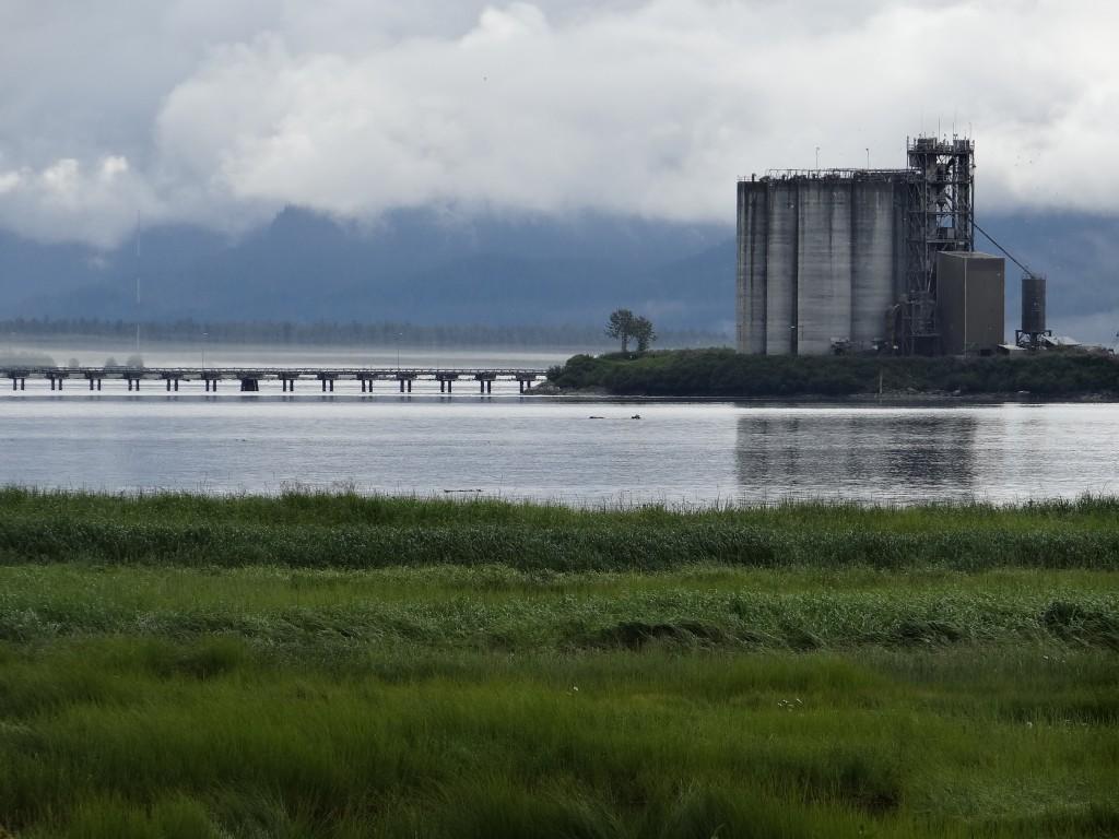 Ende der Trans Alaska Pipeline