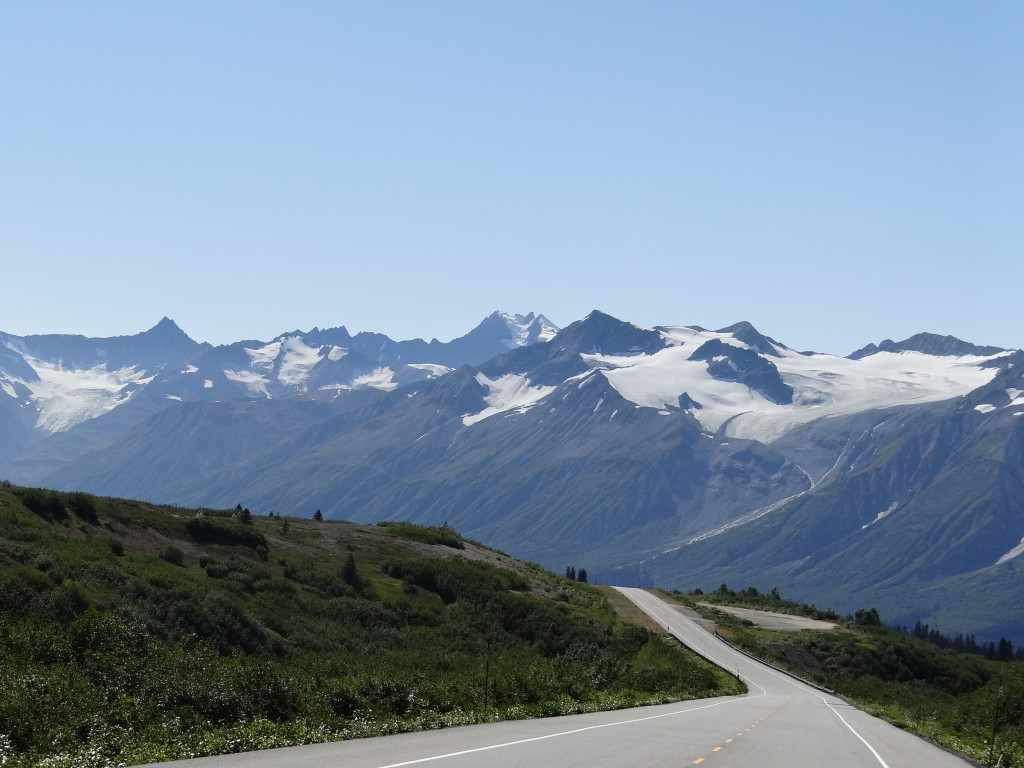 entlang des Haines Hwy
