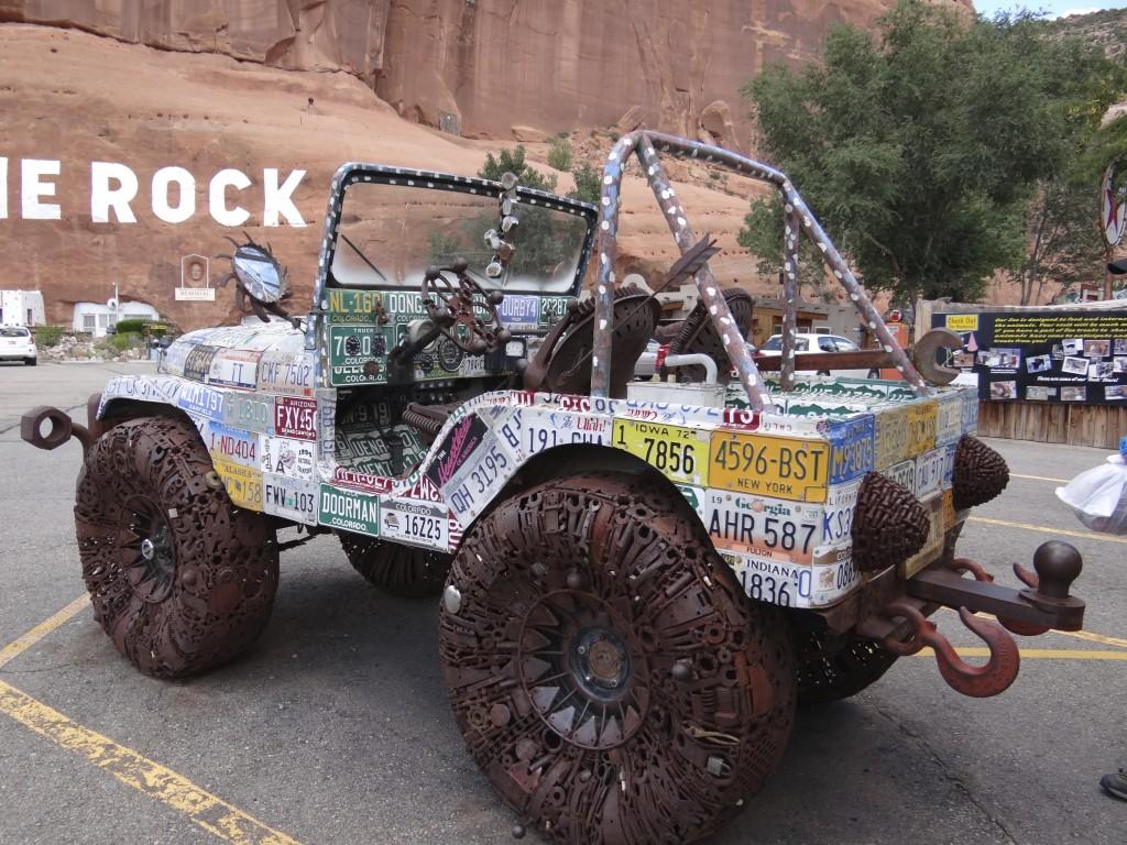 ein Jeep für harte Männer!