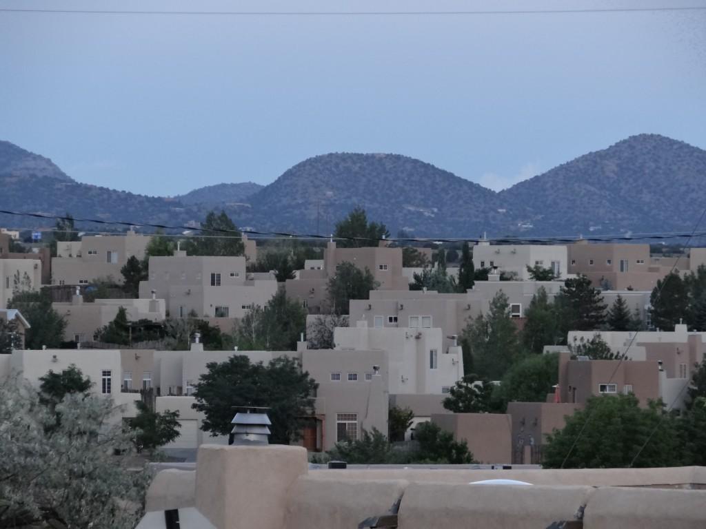 Stadtteil von Santa Fe