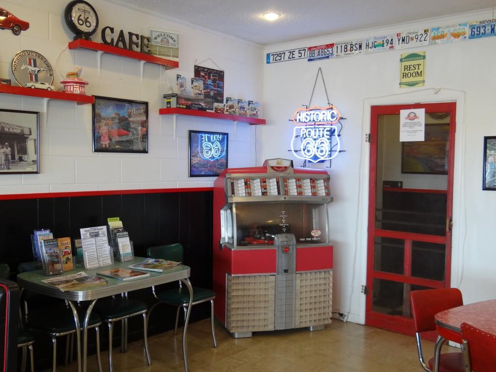 das Midpoint Café
