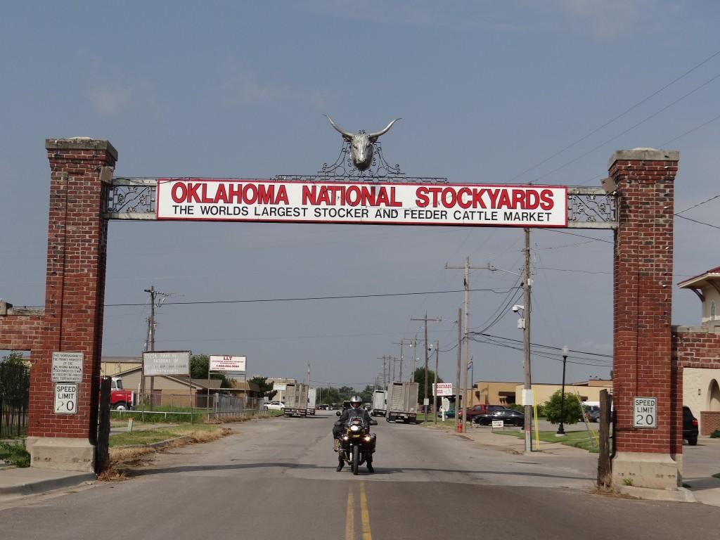 gibt doch was zu sehen in Oklahoma City