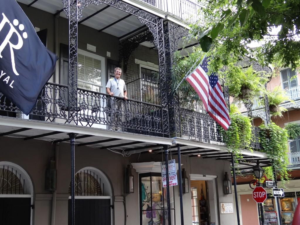 Hotel Royal in der gleichnamigen Straße