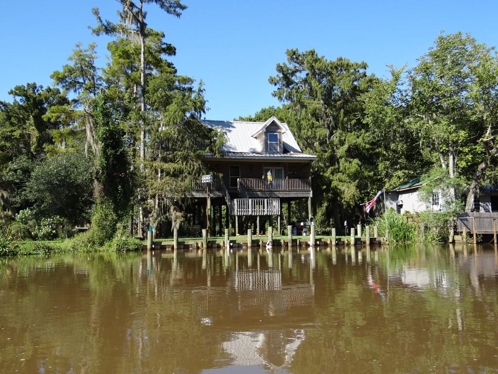 wer sein Haus im Wasser baut zahlt keine Steuern!