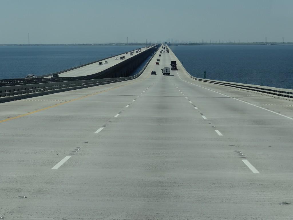 die 10.-längste Brücke der Welt über den