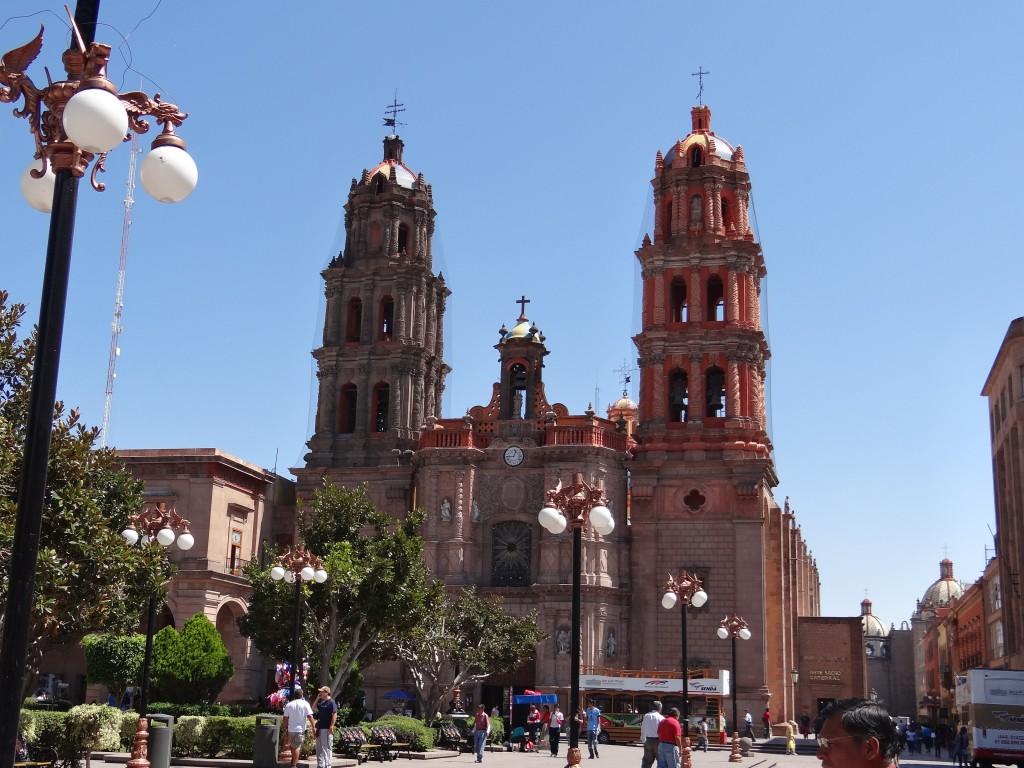 Kathedrale von San Luis Potosi