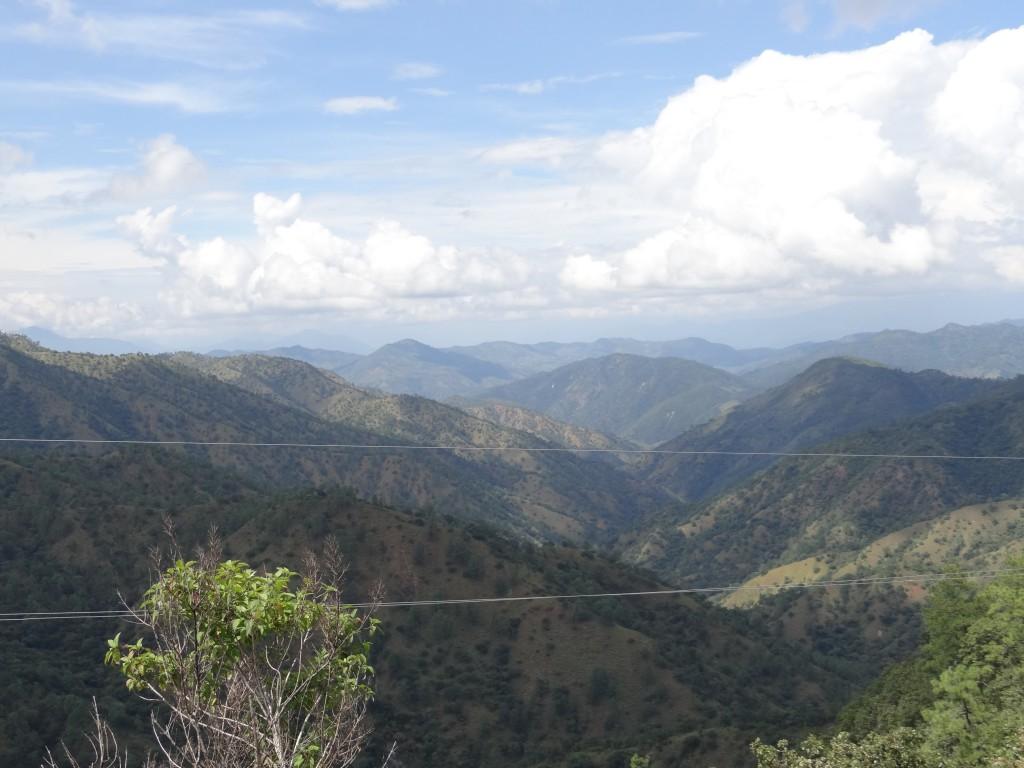 Sierra Madre, für schönere Fotos fehlte die Zeit