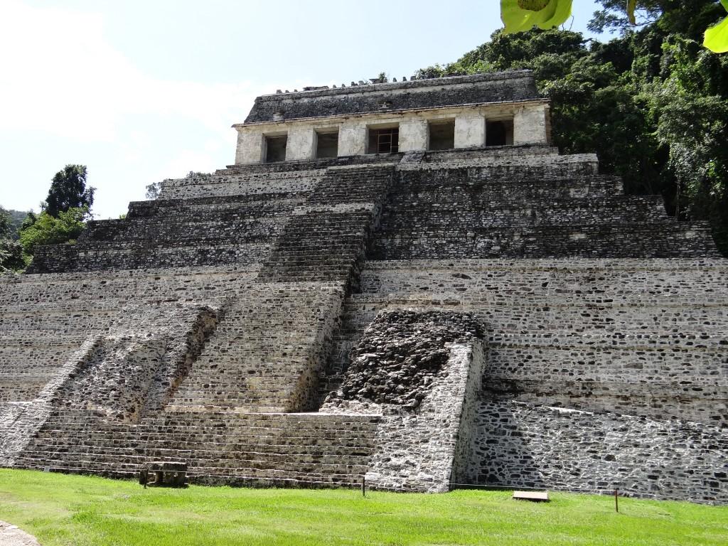 Templo de las Inscripciónes