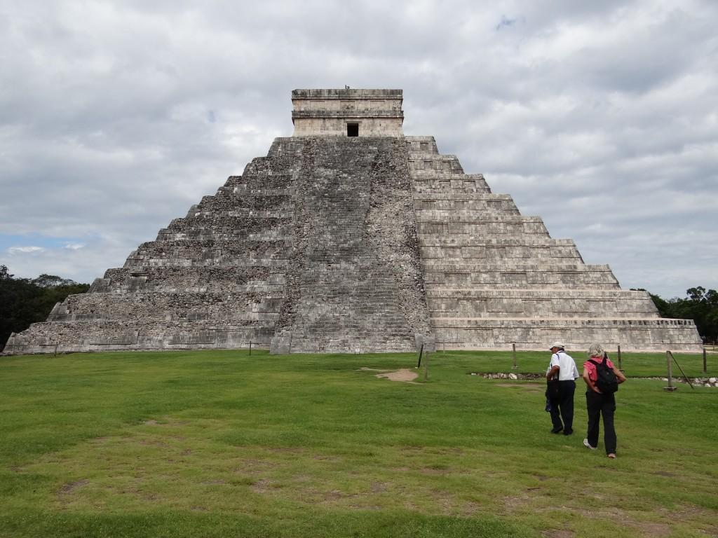 Pyramide von Chichén Itzá
