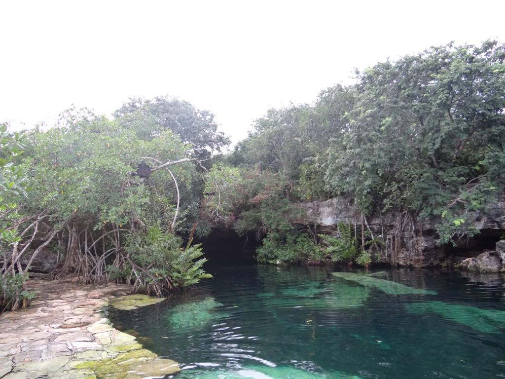 Cristalino Cenote