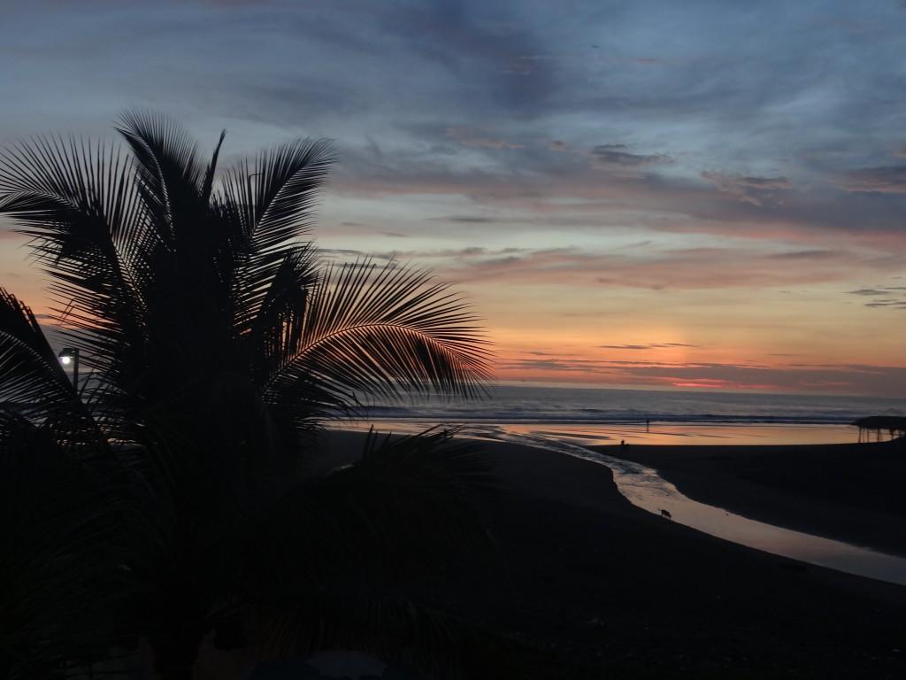 Entspannung am Pazifik