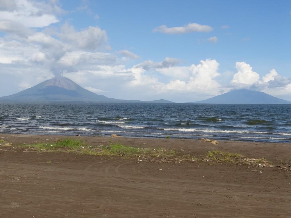 Isla Ometepe im Lago Nicaragua