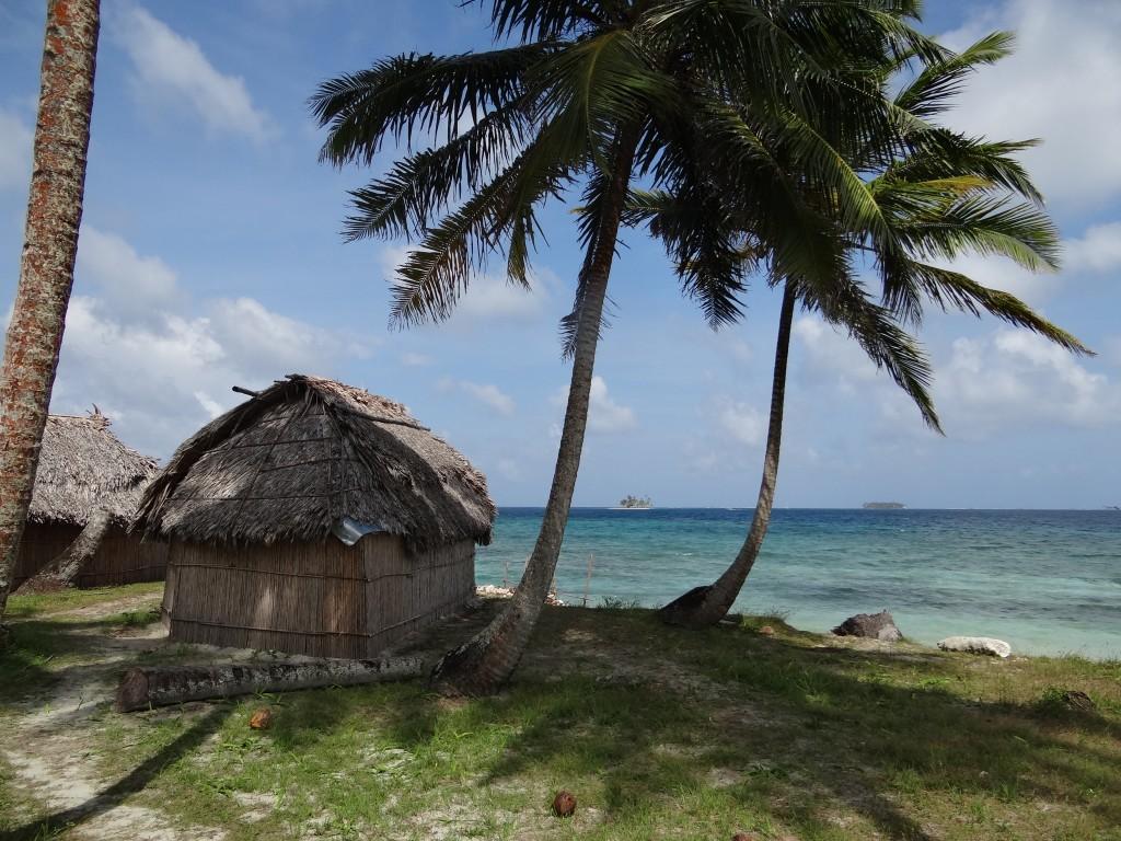 Touristen Hütte Innenansicht