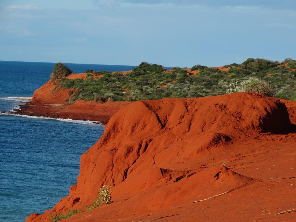 Steilküste am Cape Peron